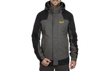 Jack Wolfskin Stanley Peak Men shadow black